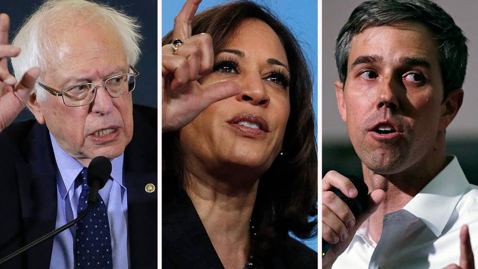 2020 Democrats react to Mueller report summary