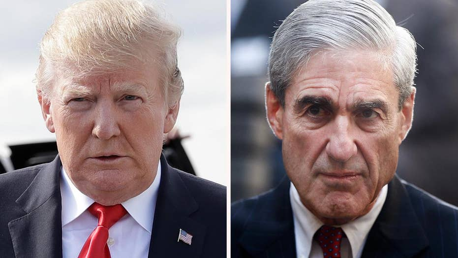How will the completion of the Mueller report impact President Trump's reelection chances?