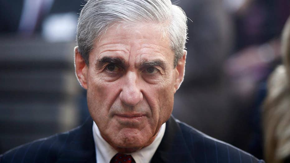 Scrubbing of sensitive information from Mueller report begins