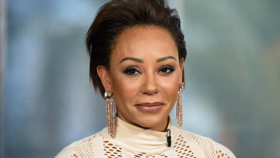 'Scary Spice' Mel B reveals she once had sex with Geri 'Ginger Spice' Halliwell