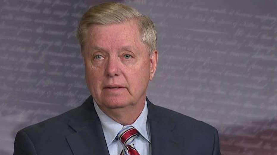 Sen. Graham reiterates call for a special counsel to investigate alleged abuse of the FISA warrant process