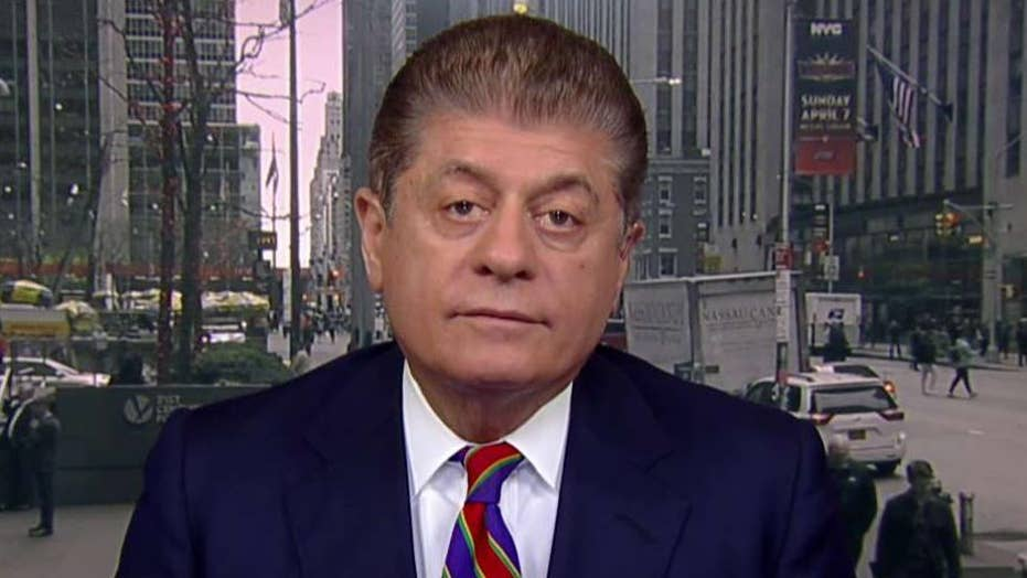 Judge Andrew Napolitano says FISA has a 'corrupting effect on the FBI'