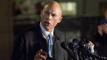 Avenatti arrested on federal charges