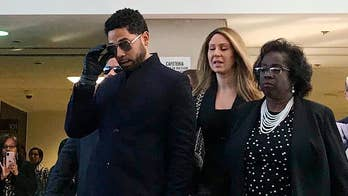 Ted Williams reacts to 'surprising' turn of events in the Jussie Smollett case