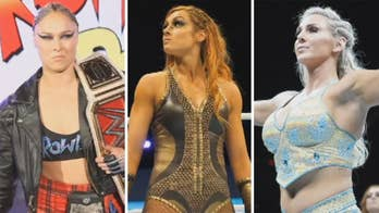 The ladies are set to make WWE history