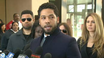 'Empire' star Jussie Smollett's dropped case draws reactions from celebrities