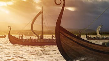 Amazing Viking longship discovery: Radar reveals mysterious ship grave