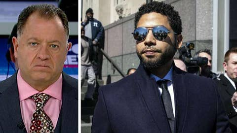 DA stunned by decision to drop charges against Jussie Smollett