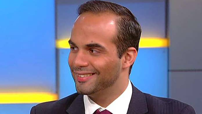 Ex-Trump campaign aide George Papadopoulos formally asks for presidential pardon, would 'be honored to accept'