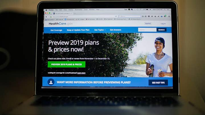 Trump administration backs judge's ruling that would kill ObamaCare