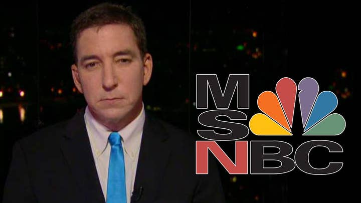 Glenn Greenwald claims he was banned from MSNBC for not joining Russia collusion narrative