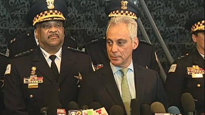 Chicago Mayor Rahm Emanuel calls decision to drop charges against Jussie Smollett a 'whitewash of justice.'