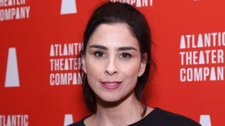 Sarah Silverman gets vehement about Hulu canceling her array 'I Love You, America'