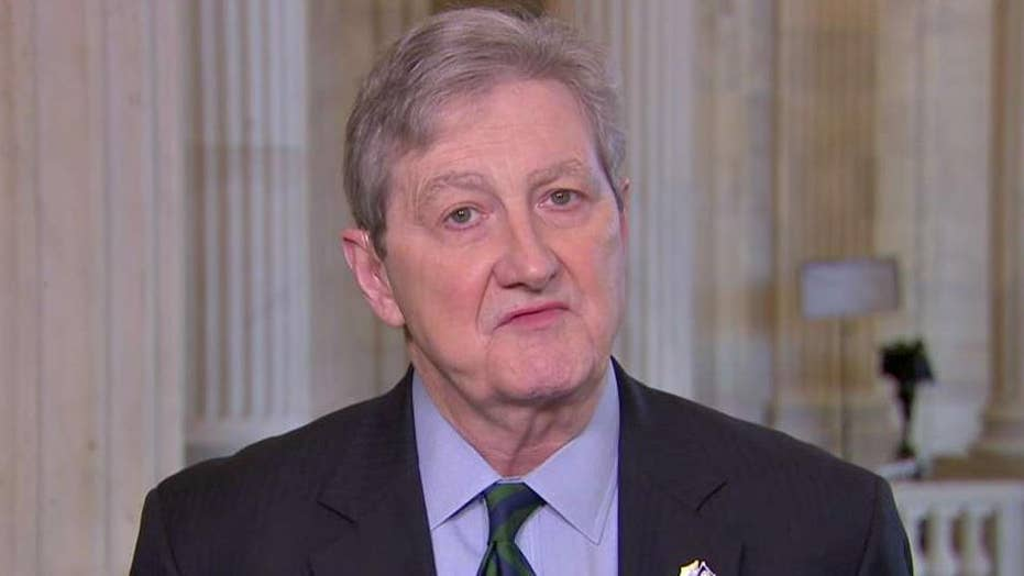 Sen. Kennedy asks Trump to declassify all documents on FBI's involvement in 2016 election