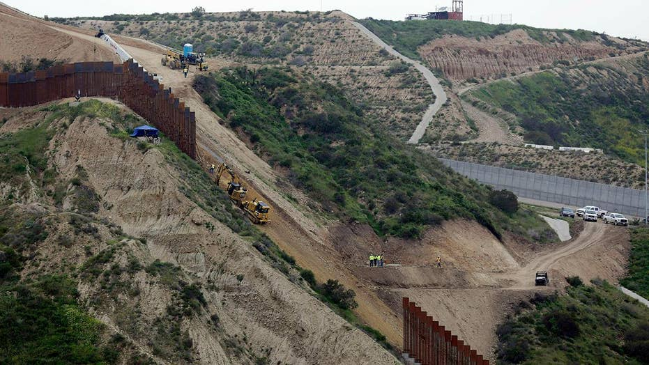 Pentagon will have to reshuffle funds after $1B is approved for border wall