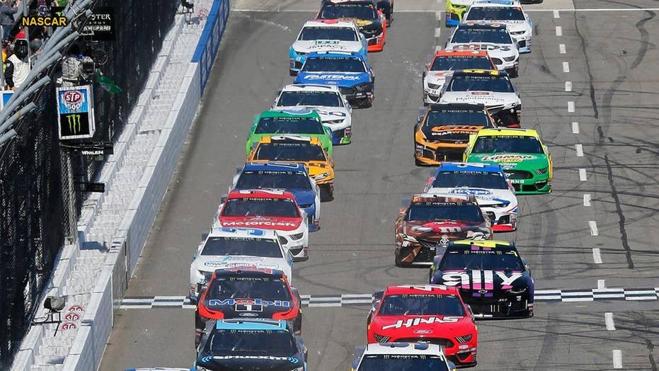 NASCAR changes rules after embarrassing qualifying fiasco