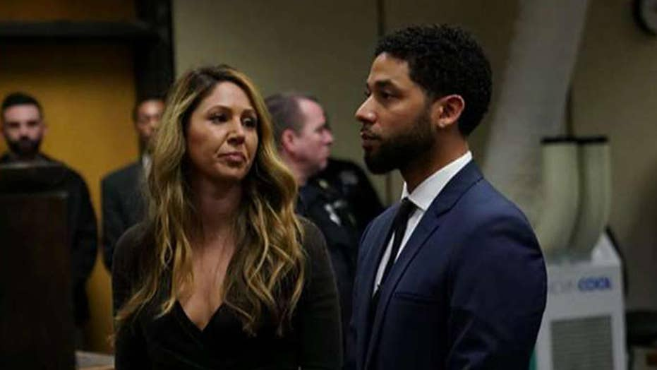 Prosecutors drop case against Jussie Smollett