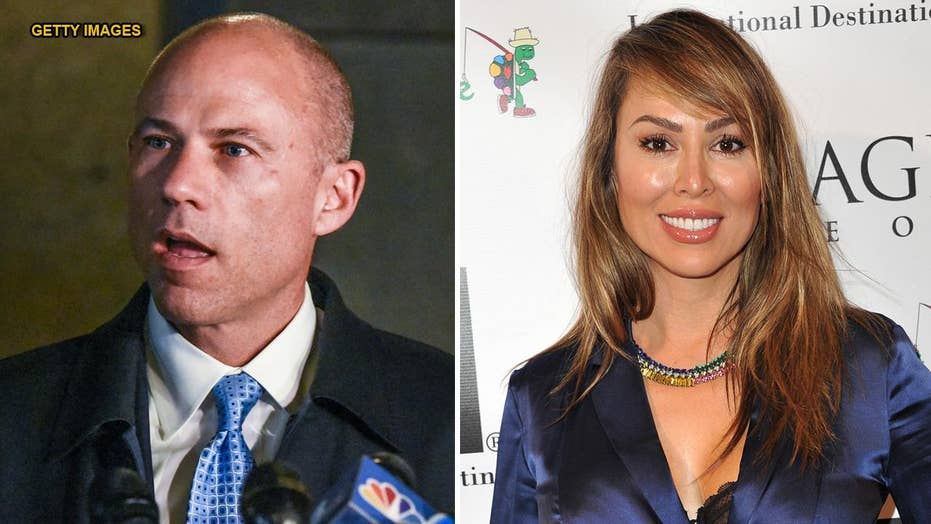 Michael Avenatti once dated 'Real Housewife' Kelly Dodd