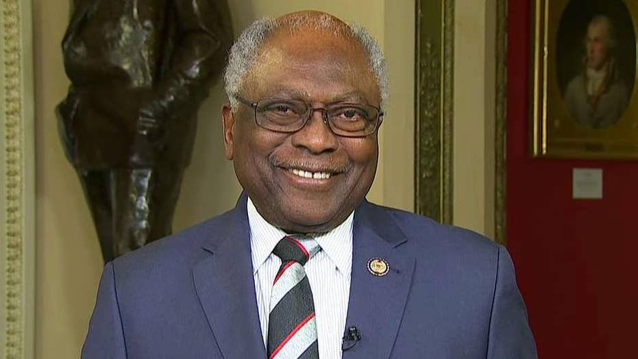 Image result for James Clyburn