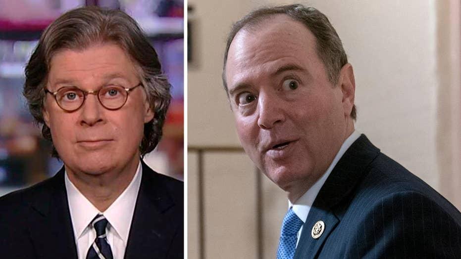 Byron York: 'Zero chance' Adam Schiff will step down from House Intel Committee