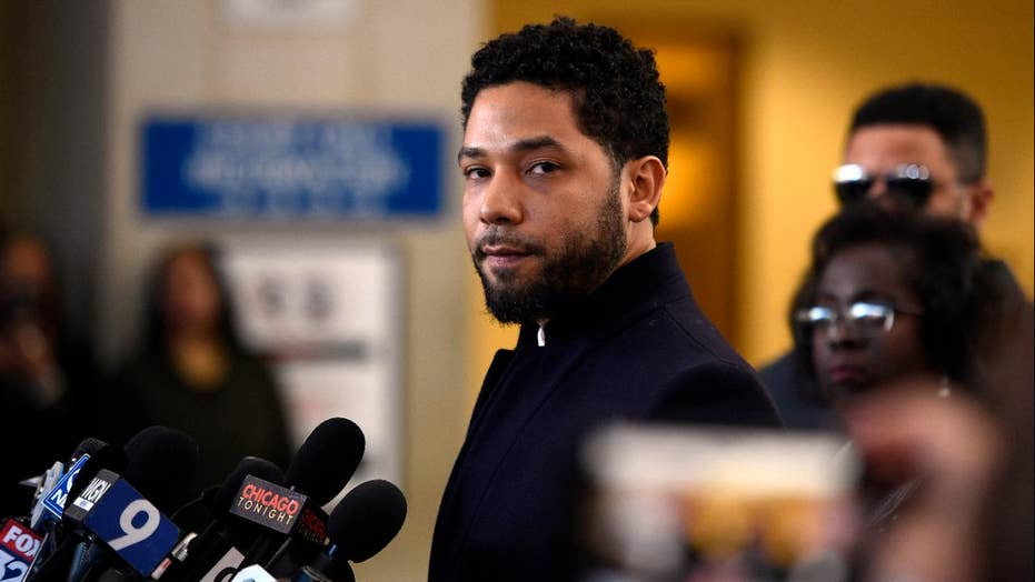 Chicago's mayor blasts decision to drop Jussie Smollett charges