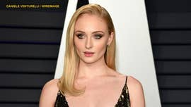 'Game of Thrones' star Sophie Turner shows off shocking new look after show's end