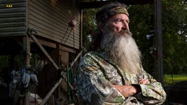 'Duck Dynasty' star Phil Robertson says he is 'totally at peace' living in quarantine