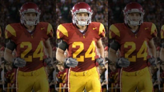 Christian ex-USC player recalls teammates ripping up Bibles