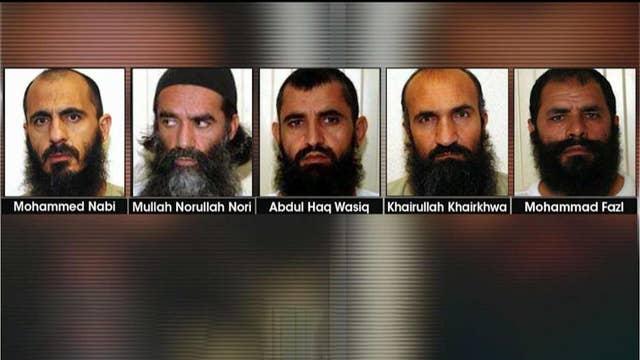 Five former Guantanamo detainees take part in US-Taliban peace talks