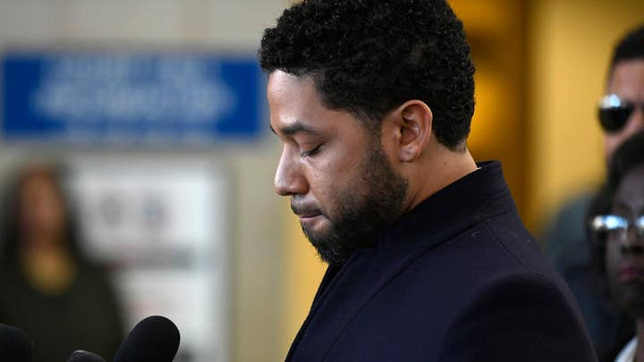 Does Jussie Smollett have grounds to sue?