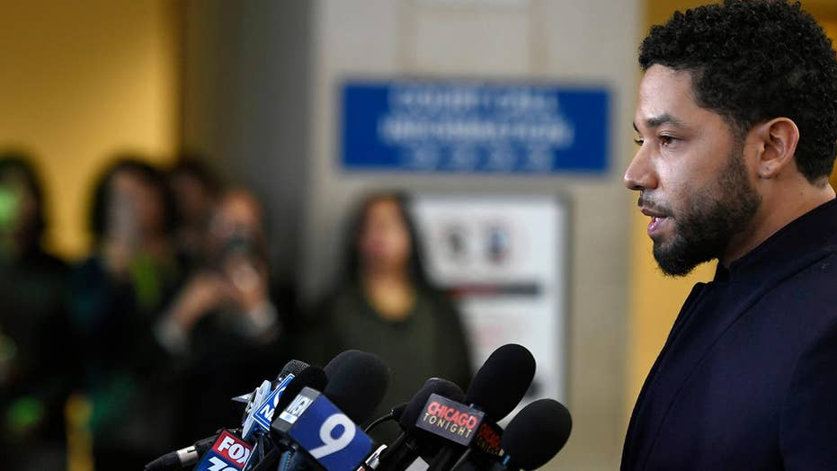 Charges against Jussie Smollett dropped, Chicago mayor, cop say actor staged hate crime