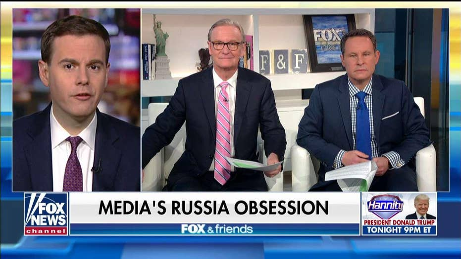 Benson: Some in Media Still 'Emotionally Invested' in Collusion Narrative, 'No Matter How Farcical'