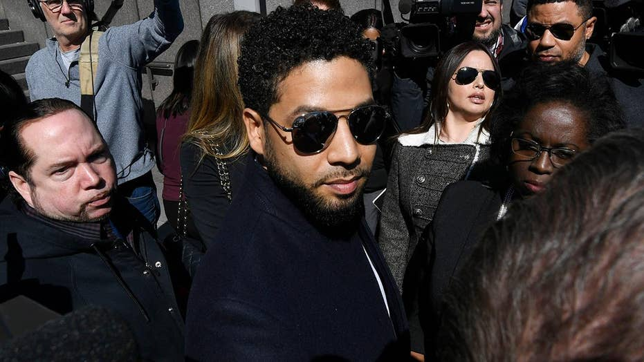 Chicago prosecutors on defense after dropping all charges against Jussie Smollett