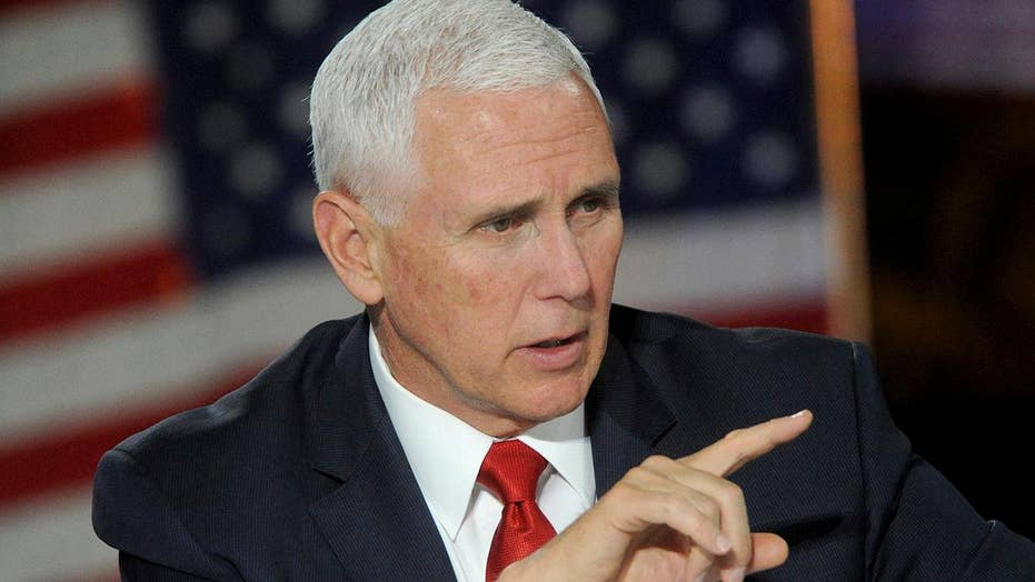 Pence vows Americans will return to the moon by 2024