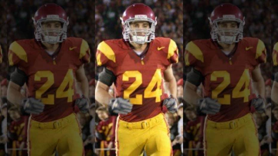 Christian ex-USC player recalls teammates ripping up Bibles
