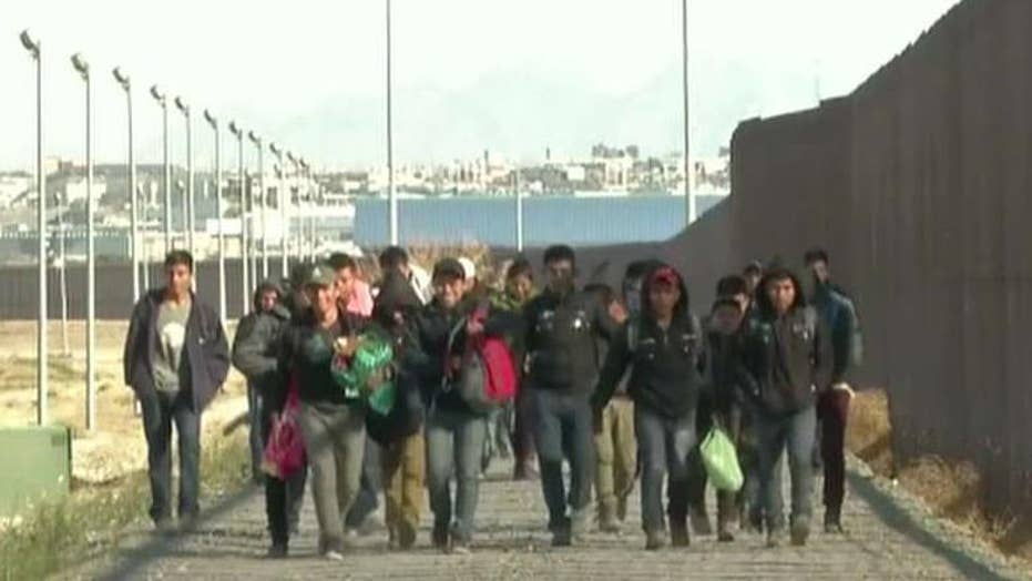 US Border Patrol on track to apprehend about 1 million migrants in 2019