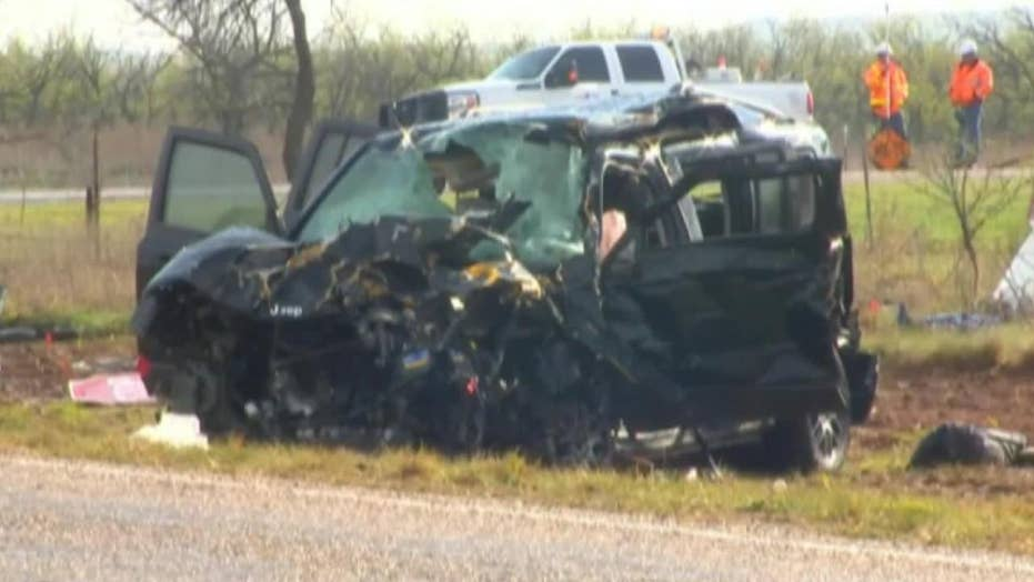 Weather Channel sued for $125M over death of man killed in 'horrific' crash with storm chasers