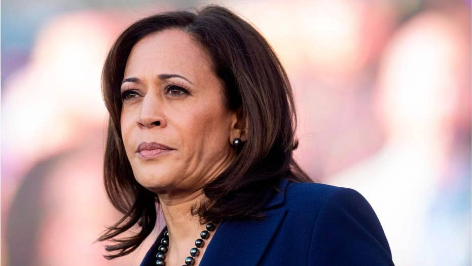California Senator Kamala Harris on Jussie Smollett charges being dropped