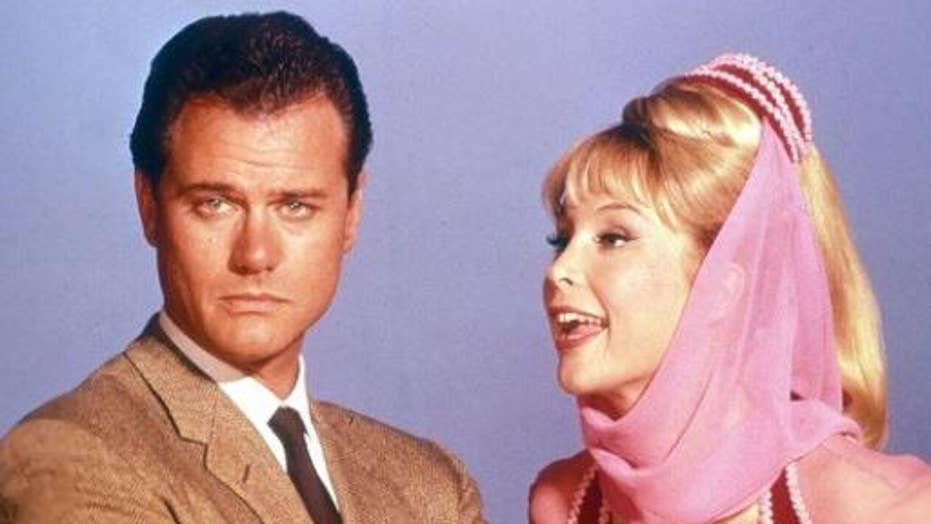 Barbara Eden recalls fond memories of her former 'I Dream of Jeannie' co-star Larry Hagman
