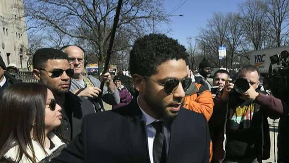Chicago police release redacted documents in the Jussie Smollett case before records are sealed