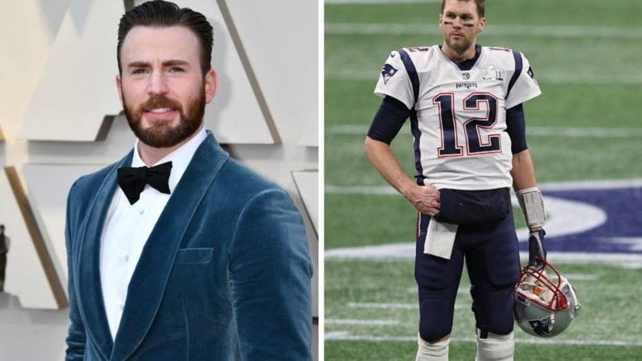 Chris Evans says he 'might have to cut ties' with Tom Brady