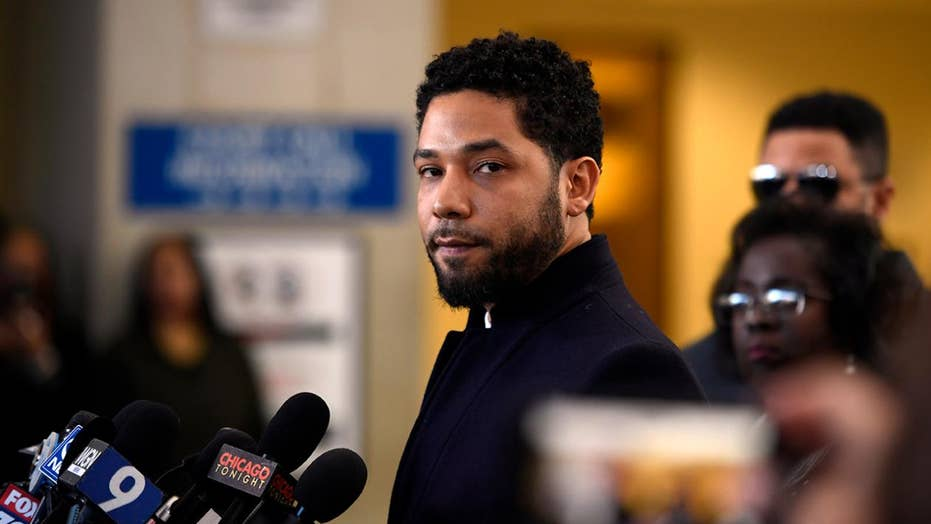 Chicago police release Jussie Smollett case files