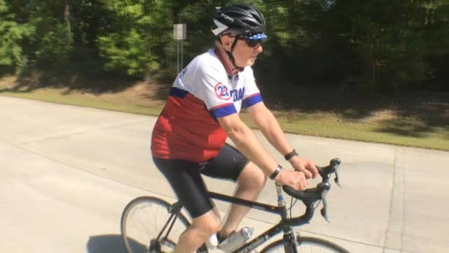 Save-22-a-Day cross country bike tour aims to raise awareness for veteran suicide prevention