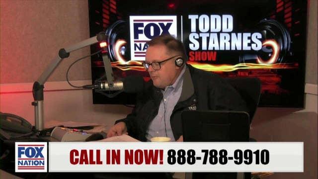 Todd Starnes and Amb. Sam Brownback