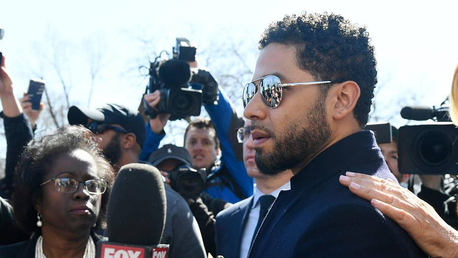 Decision to drop charges against Jussie Smollett sparks bipartisan outrage