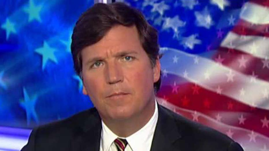 Tucker: The real collusion is between the Democratic Party and the liberal news media