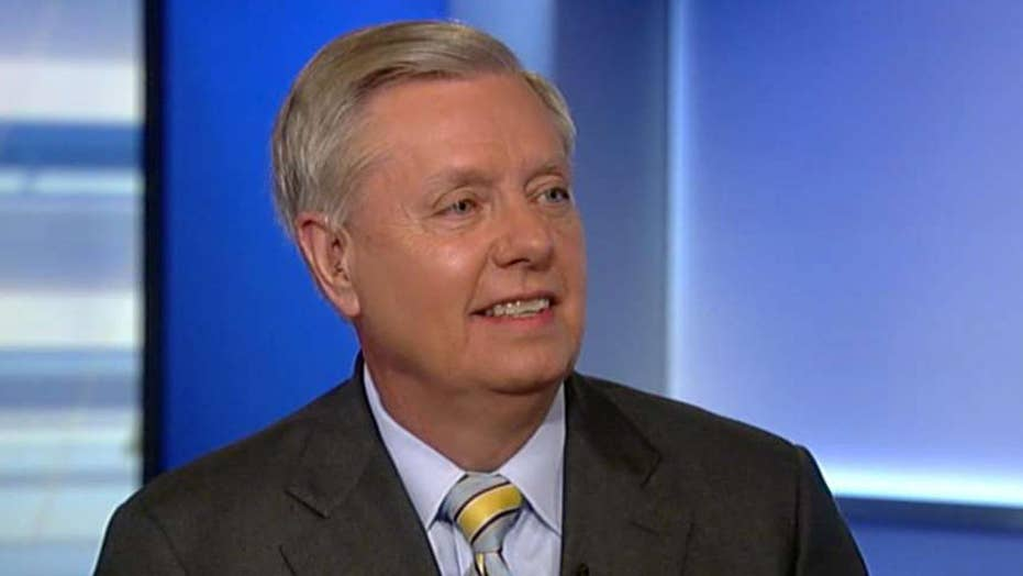 Graham: Let's get someone like Mueller to investigate FISA abuse scandal