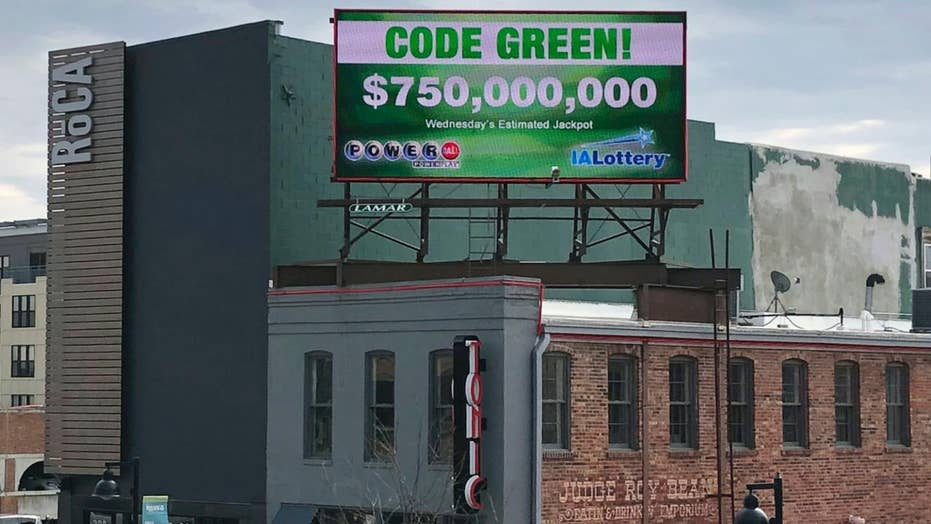 $768 million Powerball jackpot ticket sold in Wisconsin
