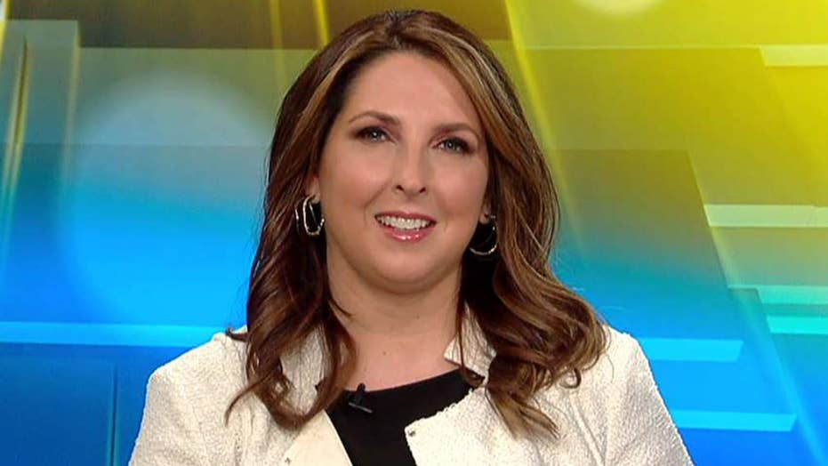 RNC chair: 'Alarming' that no 2020 Democrat candidates came to AIPAC