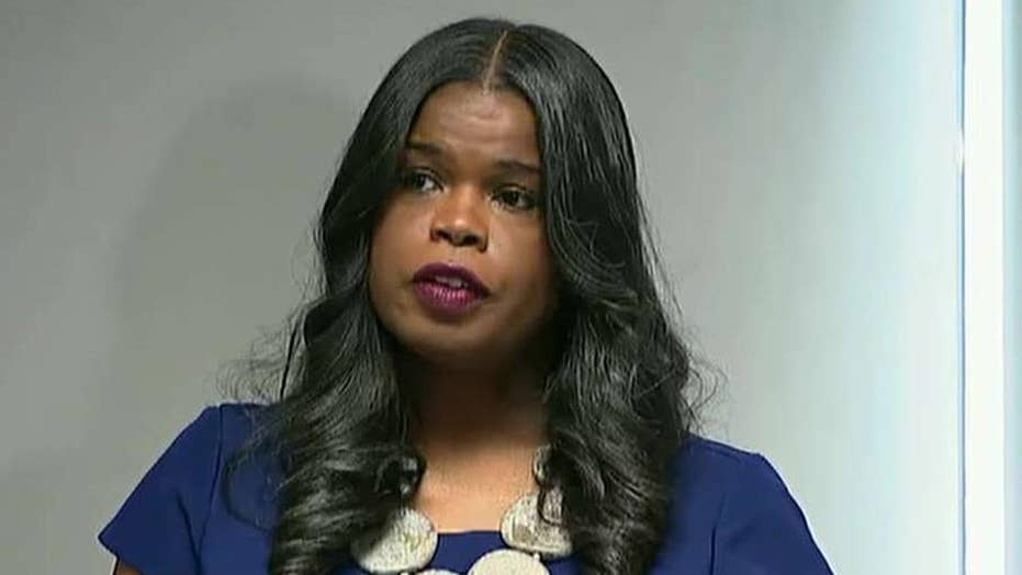 Cook County State's Attorney Kim Foxx defends decision to drop Smollett charges